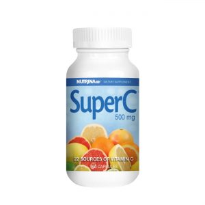 Default- Super C 100 Capsules